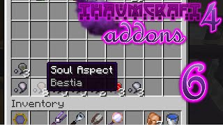 Minecraft - Thaumcraft 4 Addons #6 - Soul Aspects