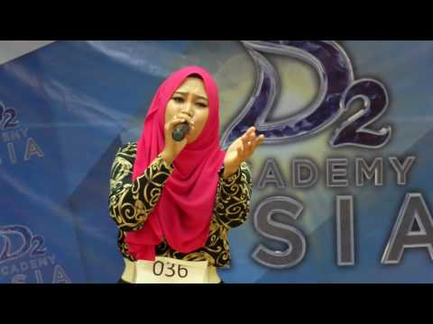 RUBISA TIASIN - #DACADEMYASIA2 MALAYSIA AUDITION 05082016(D'OR ENTERTAINMENT TALENT)[FULL HD]