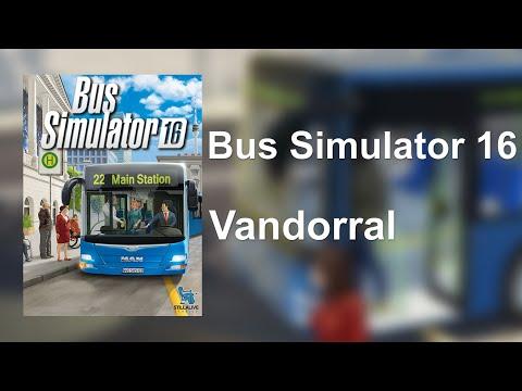 Bus Simulator 2016 Vandorral #2 [HUN/Magyar]