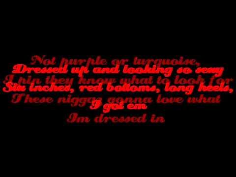 Trina - Long Heels Red Bottoms Lyrics