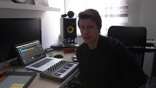 Arturia MiniLab Mk II - Kompaktowy kontroler MIDI (Opis i QuickStart)