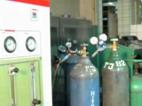 Thermal Spray Coating System HVOF