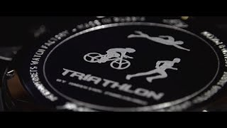 Часы Pobeda Chronograph Triathlon by Anastas Panchenko