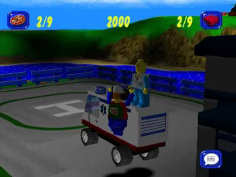 Download Kumpulan Game Lego PS1 Terlengkap - RonanElektron
