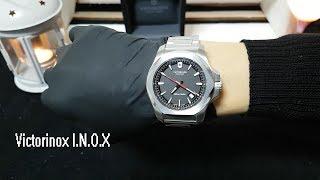 가성비 최강 시계 Victorinox I.N.O.X 빅…