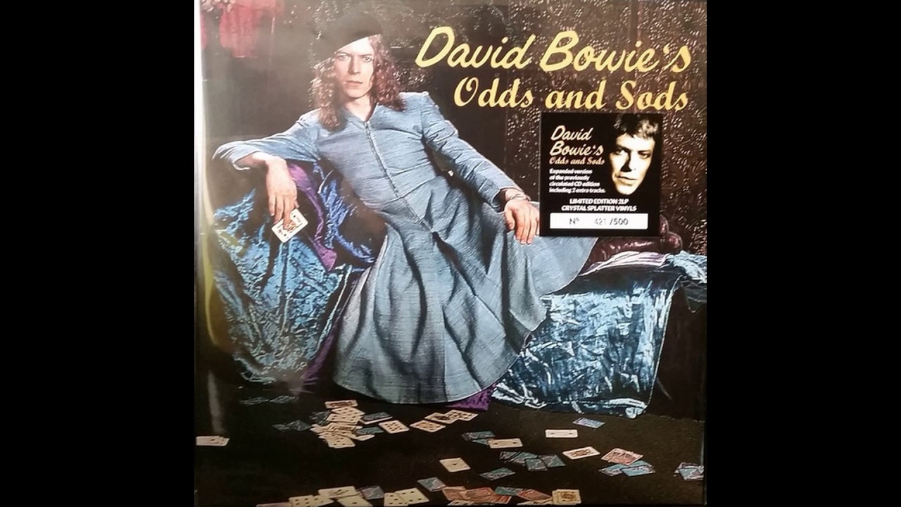 Rare and Unreleased David Bowie Songs Collected on New Album ...