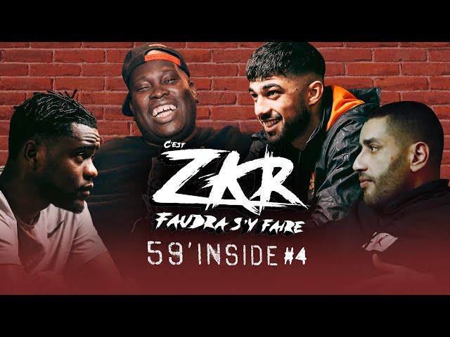 59' Inside Zkr #4 (avec Brulux, Guy2Bezbar, Decimo, Rayan, Mufasa et Rapi Sati)