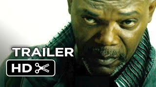 Kite Official Trailer #1 (2014) - Samuel L. Jackson Movie HD