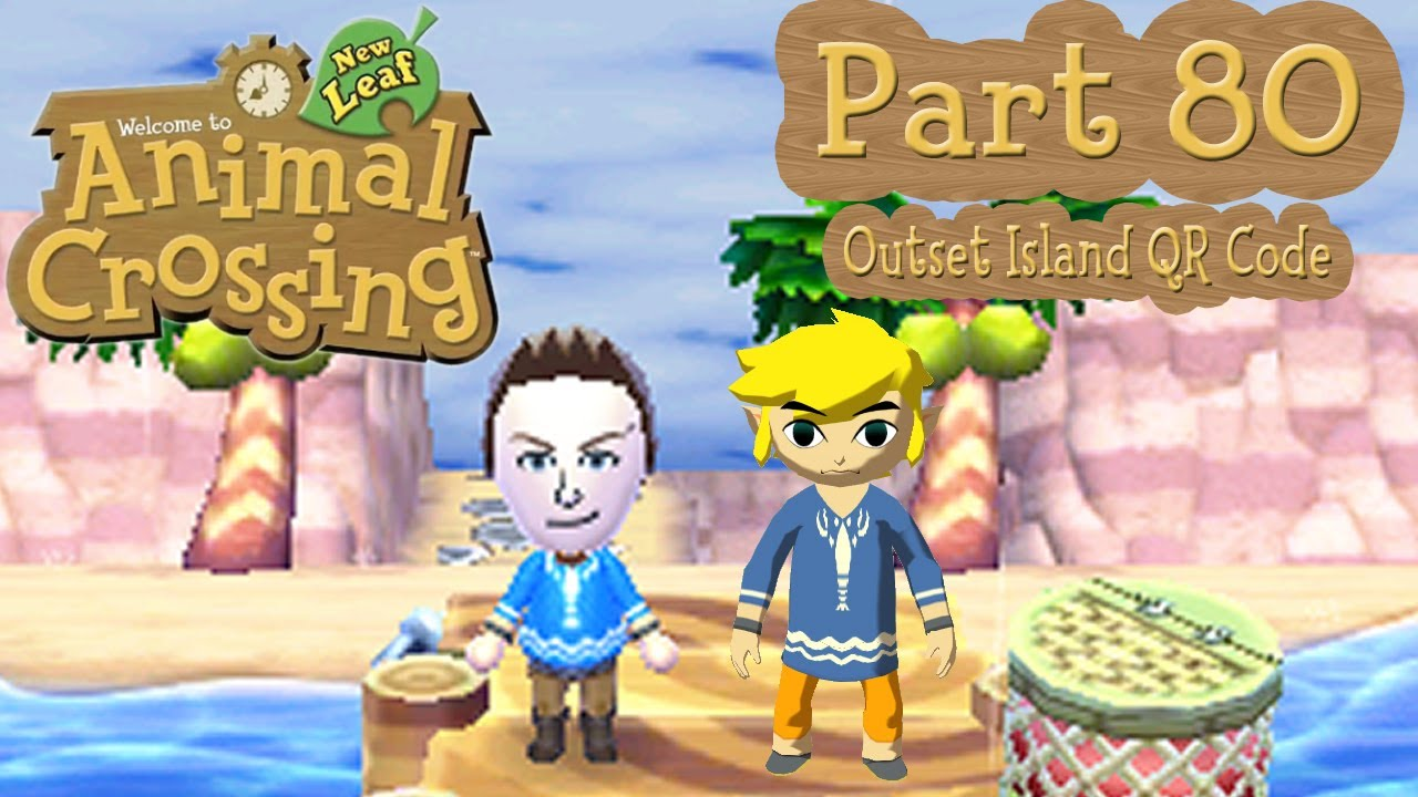 Island Animal Crossing New Leaf
