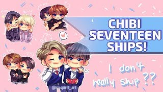 Download Lagu Seventeen Ships! |Digital Doodles| Seventeen Fanart