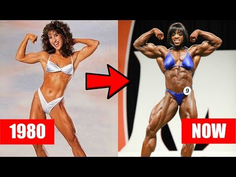 Why did Female Bodybuilding Disappear?