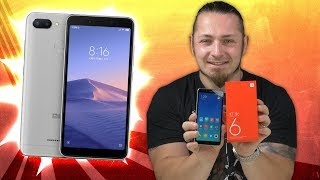 видео Xiaomi Redmi 6