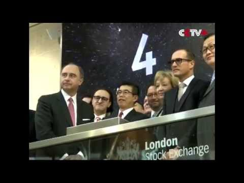 London Launches Europe's First Yuan Money Market Fund