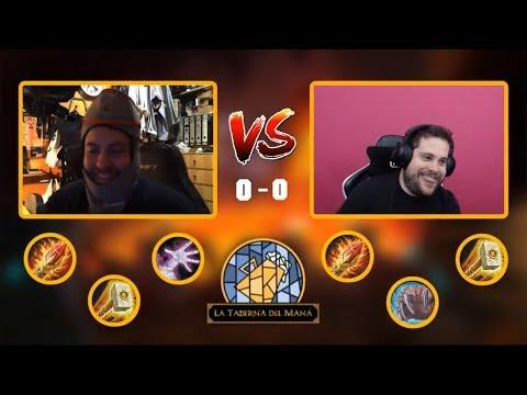 ATLAS VS AKAWONDER   Torneo Sellado Kóbolds & Catacumbas   Casteando: Damkalloh y Jac0b0