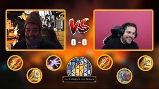 ATLAS VS AKAWONDER | Torneo Sellado Kóbolds & Catacumbas | Casteando: Damkalloh y Jac0b0