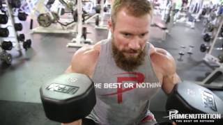 Badass Chest Workout with Seth Feroce