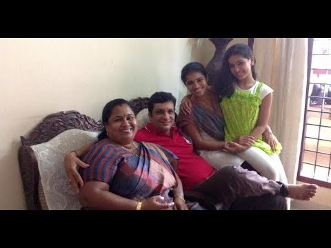 Actress Saniya Ayyappan real Life  Family