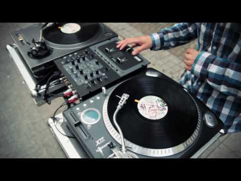 """DJ Czarny/Tas - """"Passion, music, hip-hop"""""""