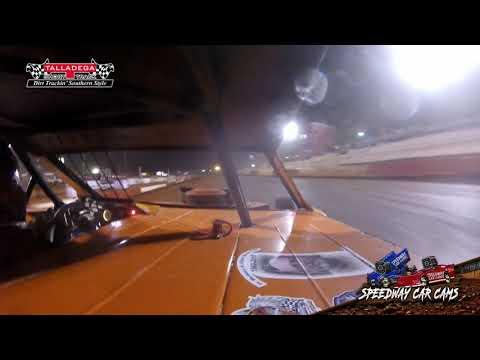 #443 Greg Loyd - Open Wheel - 3-29-19 Talladega Short Track - In Car Camera