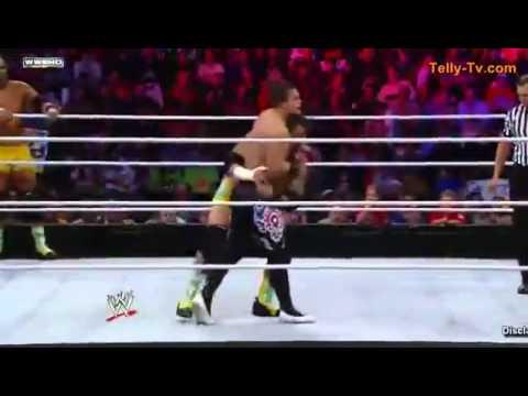 WWE Superstars 11/17/11 Part 2/3 (HQ)