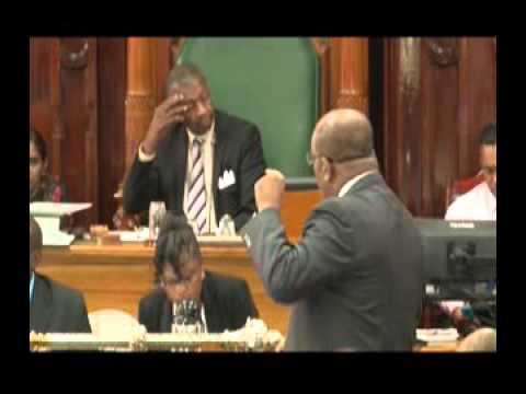 2016 Budget Debate Presentation by Opposition Leader Dr Bharrat Jagdeo