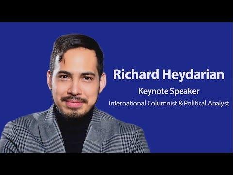 Richard Heydarian keynote speech on Duterte & China, Col Financial Outlook
