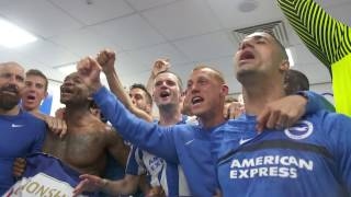 20 REMARKABLE YEARS AT BRIGHTON & HOVE ALBION