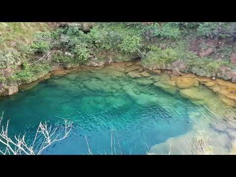 🌎Chorro La Silampa, Chitra, Calobre, Veraguas, Panamá. (1080HD)