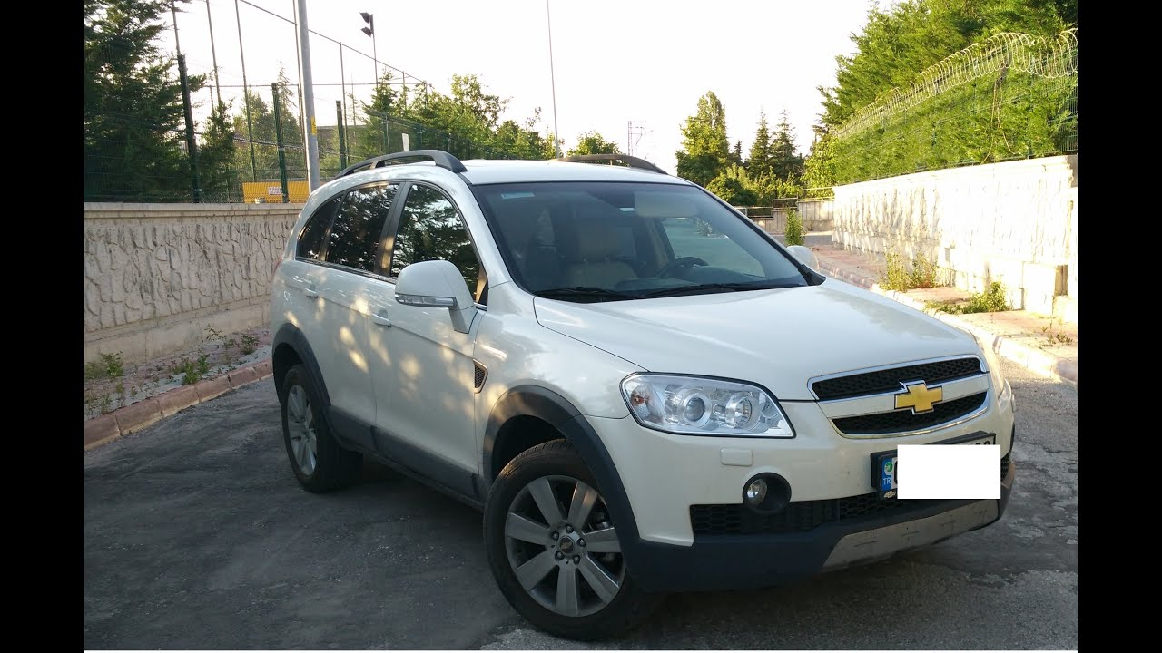 CHEVROLET CAPTIVA 20 D NCELEME YouTube