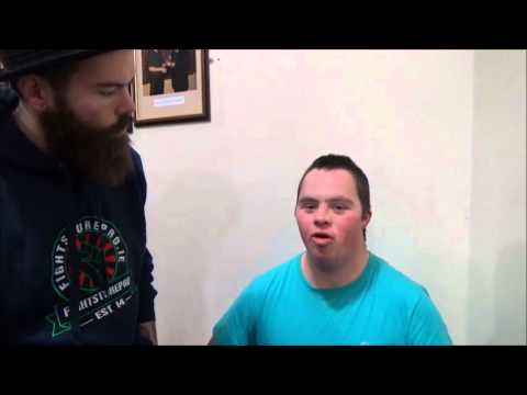 Interview with John Mooney at The Takeover 6