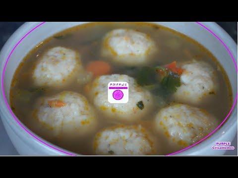 Albondigas de Camaron NLC - Shrimp Meatballs NLC