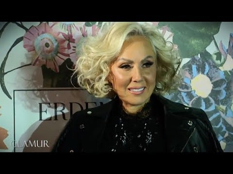 Lepa Brena - Intervju - Glamur - (Happy TV, 04.11.2017.)
