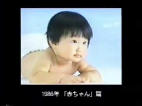 ヤシノミ洗剤CM赤ちゃん 篇