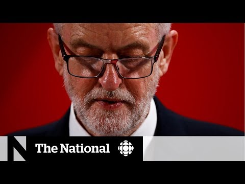 U.K. Labour leader Jeremy Corbyn faces questions over anti-Semitism