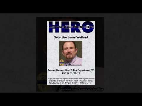 A Celebration of Life - Detective Sergeant Jason Weiland