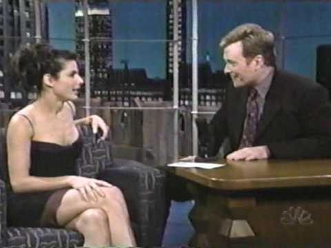 Sandra Bullock interview 1998 pt. 1