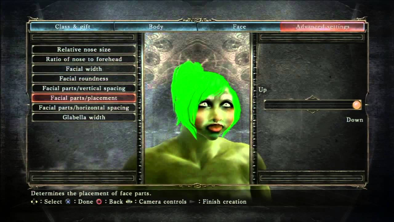Dopefish] Dark Souls 2 Character Creation! - YouTube
