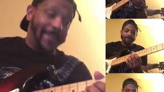 24/7 Ella Mai & Meek Mill guitar cover