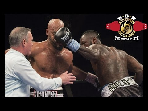 (CALL IN) LIVE DBN RADIO SHOW WILDER-BRAZEALE BRAWL PBC POST REVIEW, CRAWFORD-GRANADOS PACQUIAO-KHAN