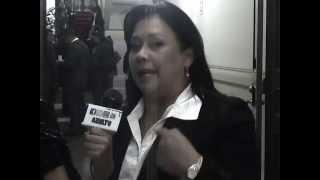 REPRESENTANTE GLORIA STELLA DÍAZ. SUBCOMISIÓN DE SEGUIMIENTO A LOS ATAQUES CON ÁCIDO.