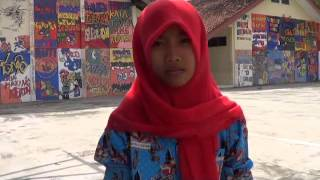 Repeat youtube video Mesum...? No. Estib TV-Grafitti Anti Narkoba-Anti Korupsi SMPN 3 Bayat Klaten Jateng