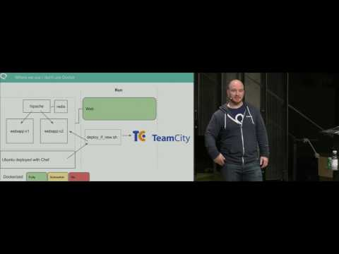 RelateIQ's John Fiedler Discusses Docker in Production