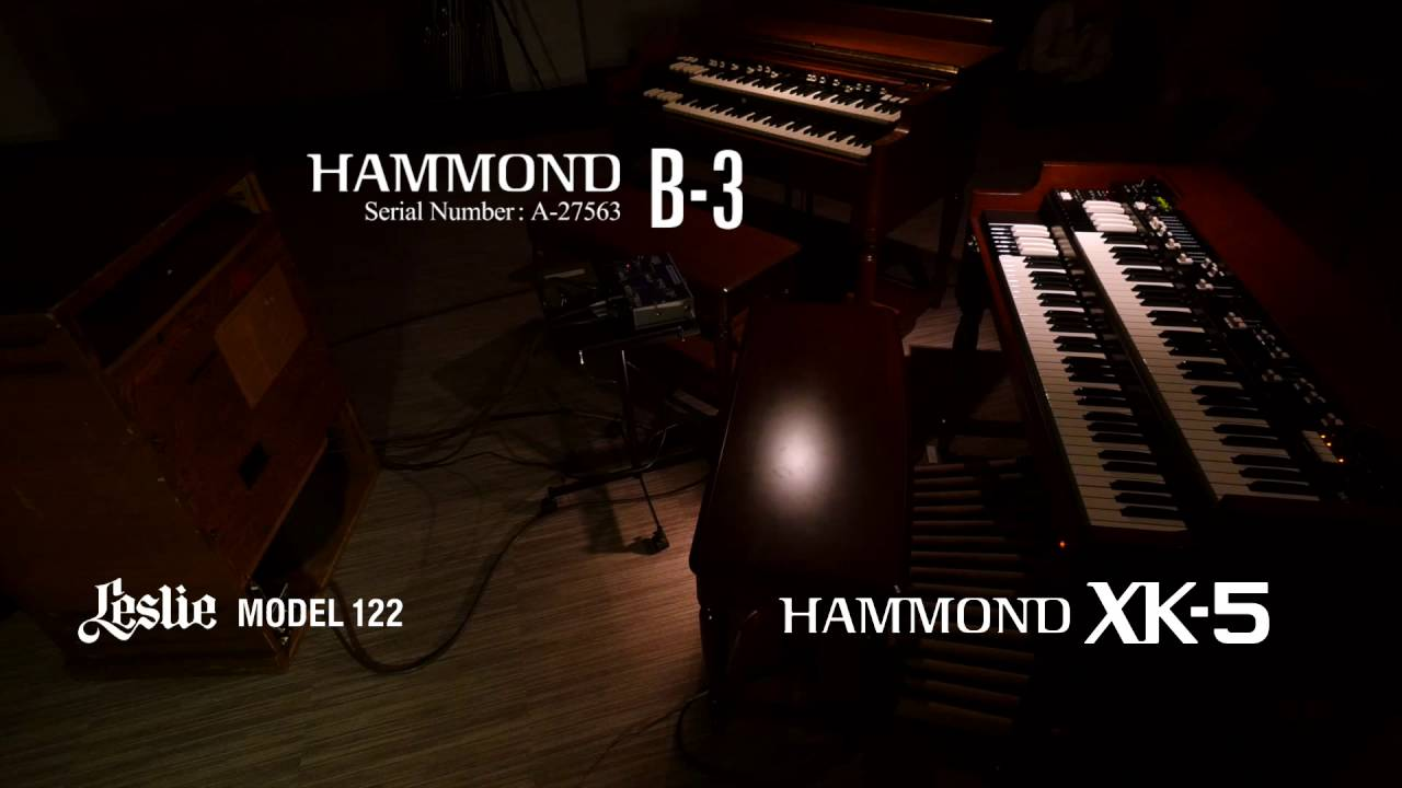 hammond b 3 xk 5 performed by daisuke kawai youtube. Black Bedroom Furniture Sets. Home Design Ideas