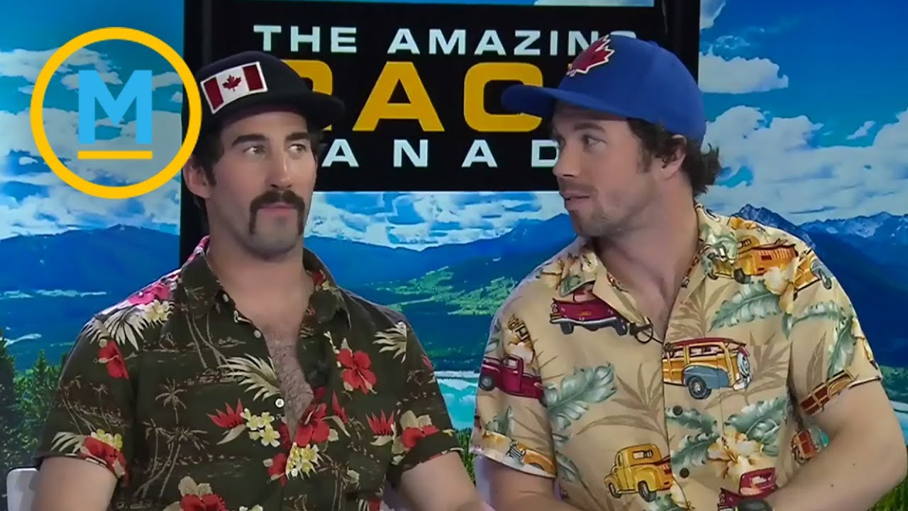 Here are the first four teams from season 5 of 'The Amazing Race Canada' |  Your Morning