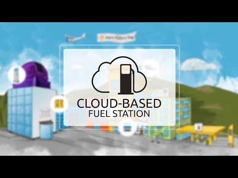 Cloud-Based Fuel Station