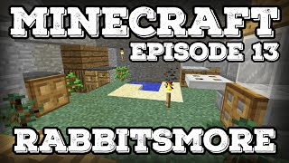 Minecraft With RabidSmore! Episode 13 - Look Into the Light