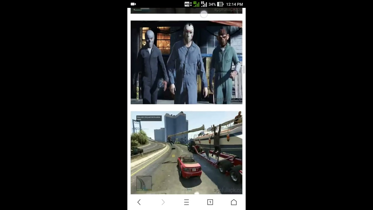 GTA 5 Download on Android device phone full Apk data 100% working No Fake  by Tech Droid
