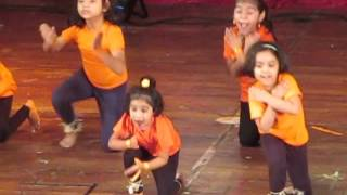 Ridhi Sidhi small wonder dance