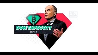 Don Tapscott - Ted Talk Sequel, Blockchain Revolution & LEADERLESS organisations (Part I)