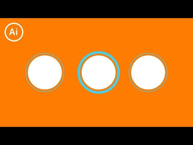 Select & Align to Key Object | Illustrator Tutorial